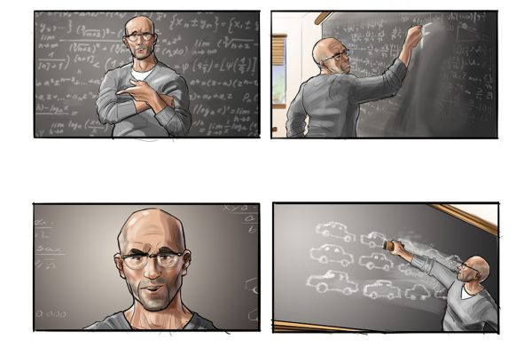 """Political Ad - """"The Professor"""""""